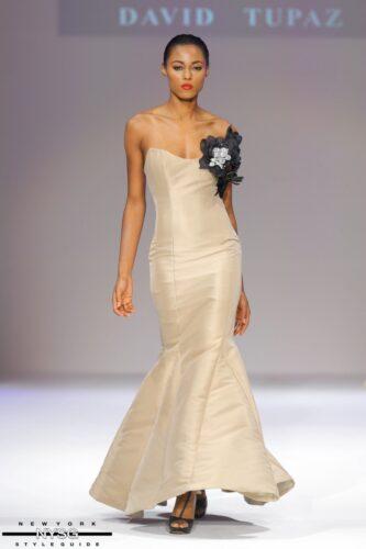 David Tupaz runway show at Style Fashion Week 63