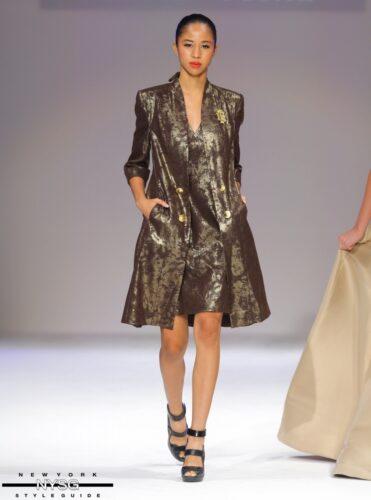 David Tupaz runway show at Style Fashion Week 67