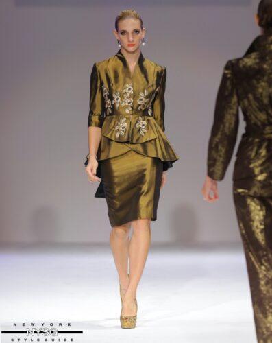 David Tupaz runway show at Style Fashion Week 73