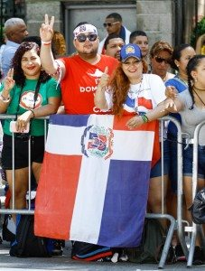 The 35th Annual Dominican Day Parade in New York City 23