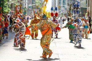 The 35th Annual Dominican Day Parade in New York City 49