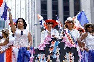 The 35th Annual Dominican Day Parade in New York City 65