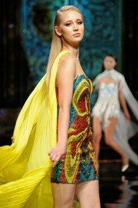 Elie Madi at Art Hearts Fashion NYFW 9