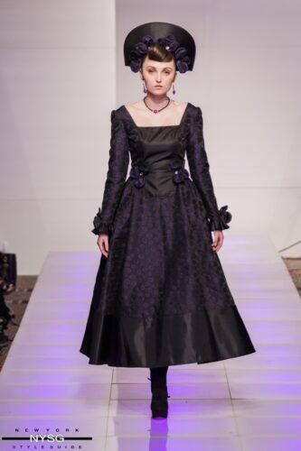 Evgenia Luzhina Couture NYFW 35