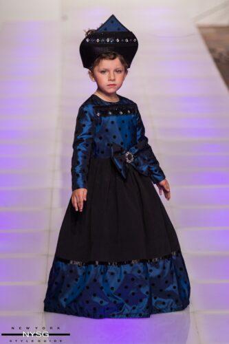 Evgenia Luzhina Couture NYFW 25