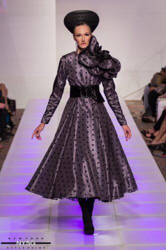 Evgenia Luzhina Couture NYFW 15