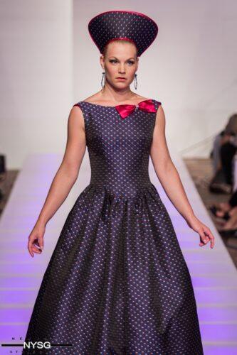 Evgenia Luzhina Couture NYFW 9