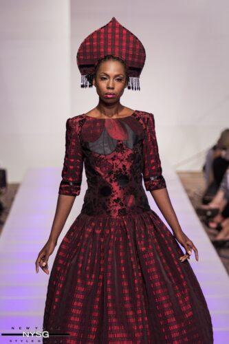 Evgenia Luzhina Couture NYFW 5