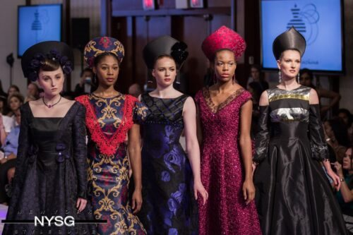 Evgenia Luzhina Couture NYFW 3