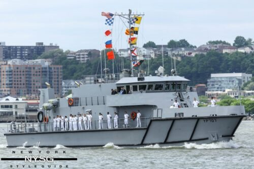 Fleet Week New York - May 20th - 26th 17