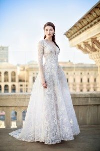 Gemy Maalouf BRIDAL 2017 COLLECTION 59