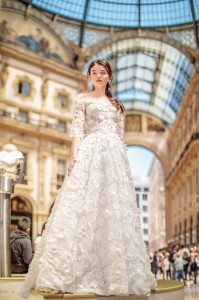 Gemy Maalouf BRIDAL 2017 COLLECTION 53