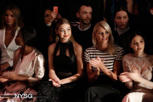 Gigi Hadid in Sally LaPointe 7