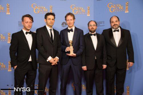 Golden Globe Winners 43