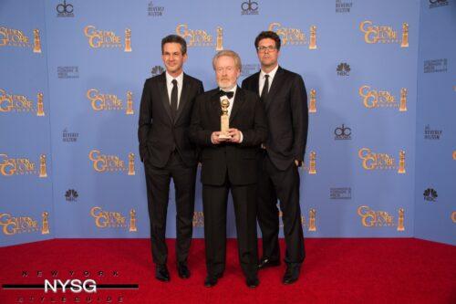 Golden Globe Winners 13