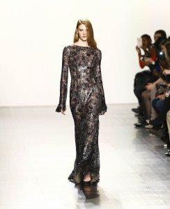 Irina Vitjaz Fall Collection at New York Fashion Week 1
