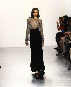 Irina Vitjaz Fall Collection at New York Fashion Week 3