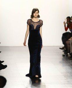 Irina Vitjaz Fall Collection at New York Fashion Week 9