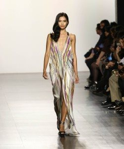 Irina Vitjaz Fall Collection at New York Fashion Week 43