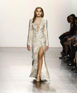 Irina Vitjaz Fall Collection at New York Fashion Week 49