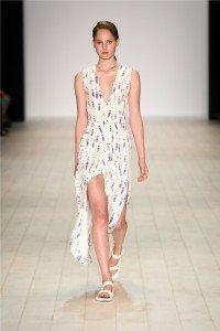 Karla Spetic Runway Show - Mercedes-Benz Fashion Week Australia 1