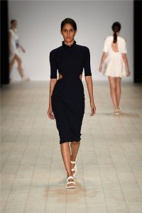 Karla Spetic Runway Show - Mercedes-Benz Fashion Week Australia 17