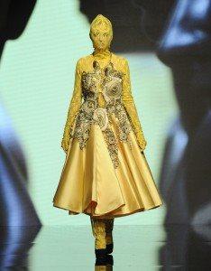 Kenneth Barlis Runway Show at Los Angeles Fashion Week 9