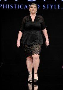 Kiyonna Clothing Plus Size Model Runway Show- Art Hearts LA Day 3 51