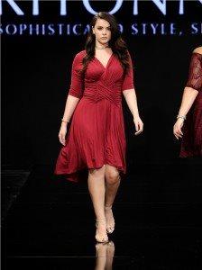 Kiyonna Clothing Plus Size Model Runway Show- Art Hearts LA Day 3 39