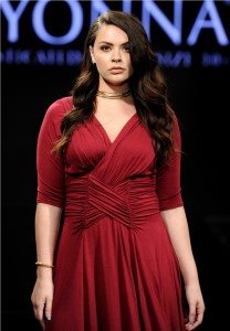 Kiyonna Clothing Plus Size Model Runway Show- Art Hearts LA Day 3 37