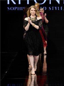 Kiyonna Clothing Plus Size Model Runway Show- Art Hearts LA Day 3 9