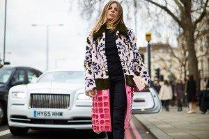 London Fashion Week Street Style AW 2016 27