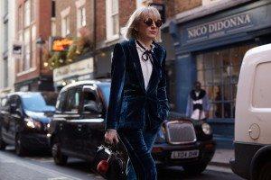 London Fashion Week Street Style AW 2016 53