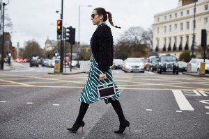 London Fashion Week Street Style AW 2016 15