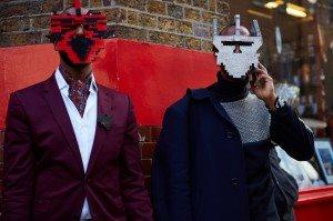 London Fashion Week Street Style AW 2016 43