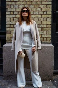 London Fashion Week Street Style AW 2016 41