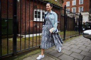London Fashion Week Street Style AW 2016 11