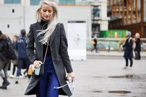 London Fashion Week Street Style AW 2016 3