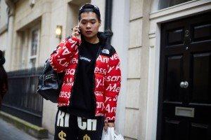London Fashion Week Street Style AW 2016 37