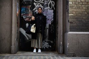 London Fashion Week Street Style AW 2016 35