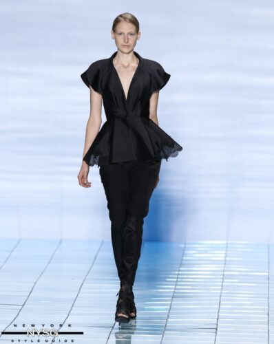 LIE SANGBONG Spring-Summer 2015 Collection Show 59