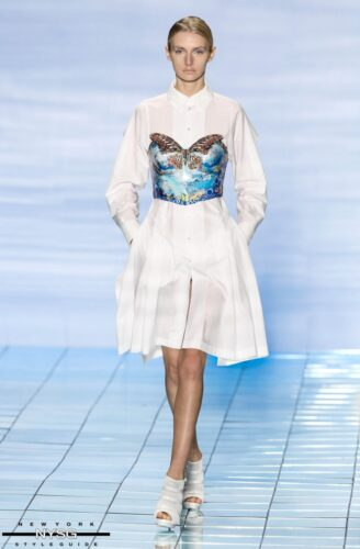 LIE SANGBONG Spring-Summer 2015 Collection Show 45