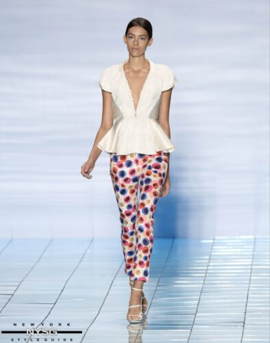 LIE SANGBONG Spring-Summer 2015 Collection Show 37