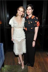 MARIE CLAIRE CELEBRATED 'FRESH FACES' 9