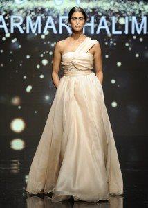 Marmar Halim Runway Show Art Hearts Fashion - Los Angeles Fashion Week 9
