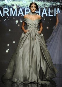 Marmar Halim Runway Show Art Hearts Fashion - Los Angeles Fashion Week 7