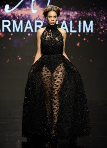 Marmar Halim Runway Show Art Hearts Fashion - Los Angeles Fashion Week 5