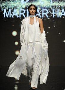 Marmar Halim Runway Show Art Hearts Fashion - Los Angeles Fashion Week 1