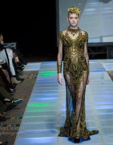 Couture Fashion Week New York - Meggie Hadiyanto Collection 5