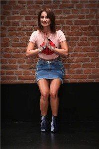 "Meltem Ozbek has introduced her Spring/Summer 2017 collection ""Lady Bird"" 33"